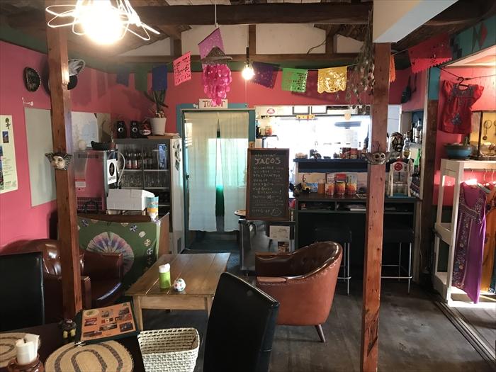 メキシコ食堂カランコロン